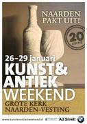 Kunst & Antiek Weekend Naarden 2017
