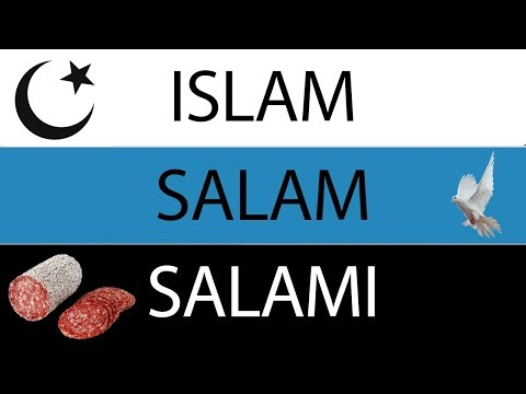 "What Does ""Islam"" Really Mean ? - 541 دين الاسلام  דת האסלאם"