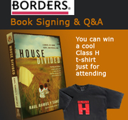 OH Book Signing and Q&A for novel HOUSE DIVIDED by Raul Ramos y Sanchez