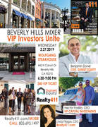 Join Us for Our Mixer In Beverly Hills.