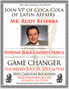 National Black & Latino Council Feature Guest Mr. Rudy Beserra