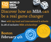 FREE ENTRY - MBA Admissions Event - Boston