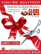 The Globe 87.9 FM Minority Owned Radio Station Launch