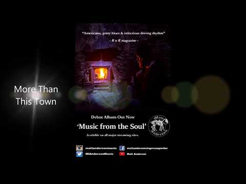 'The Vykyng' Matt Anderson - Music From The Soul  (Full Album)