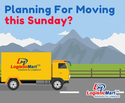 Planning For Moving and Shifting Home this Sunday - LogisticMart