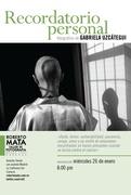 Recordatorio personal / Gabriela Uzcátegui