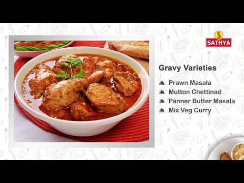 SATHYA Restaurant | Tuticorin | Aruppukottai | Free Food delivery Call: 7397 700 700