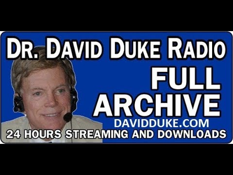 Dr. David Duke and David Gahary Nov. 27, 2018