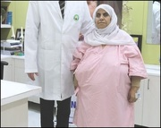 Iraqi Women went Successful Rare Knee Replacement in Delhi