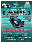 3rd Annual Clarkston Classic Car Show at Culture Fest