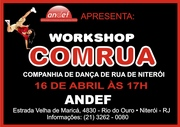 WORKSHOP COMPANHIA DE DANÇA DE RUA DE NITERÓI