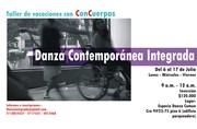 Taller de Danza Contemporánea Integrada en Bogotá