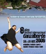 8ª Festival Internacional Danzalborde, Valparaíso Ciudad Que Danza