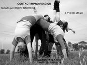 SEMINARIO DE CONTACT IMPROVISACION.C/SIN EXPERIENCIA