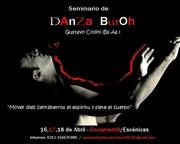 DANZA TEATRO FISICO BUTOH en CORDOBA ARGENTINA Entrenamiento para actores y bailarines