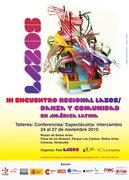 III Encuentro Regional Lazos/ Danza y comunidad en América Latina