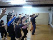 6º Taller de Verano - Bailes Afrocubanos - Enero 2011