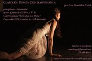 Clases de Danza Contemporánea