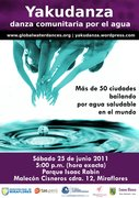 Danza Comunitaria por el Agua: Yakudanza