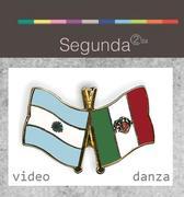 Match de videodanza // Argentina - Mexico // Empanadas y tequila