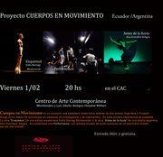 Proyecto Cuerpos en Movimiento Ecuador/ Argentina
