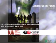 """Curso ARQUIDISEÑA """"Eficiencia Energética y CTE"""""""