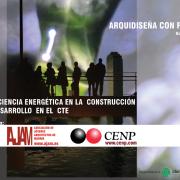 MAÑANA TERMINA PLAZO: BECAS PARA CURSO ARQUIDISEÑA: EFICIENCIA ENERGÉTICA Y CTE