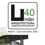Under 40, Arquitectos Jóvenes