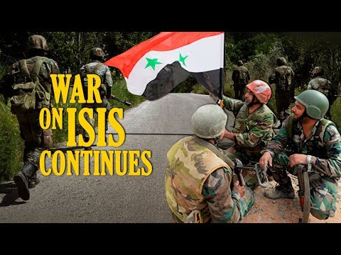 Syrian War Report – Feb. 15, 2019: Army Ambushes ISIS Terrorists, Sezies Loads Of Weapons