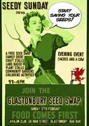 Glastonbury Seed Swap - Seedy Sunday