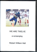 Cover-We Are Twelve Screenplay