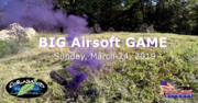 BIG Airsoft GAME