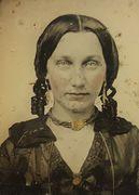 AMBROTYPE PHOTO 1860s