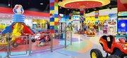 Fun Works Play Area in Abu Dhabi