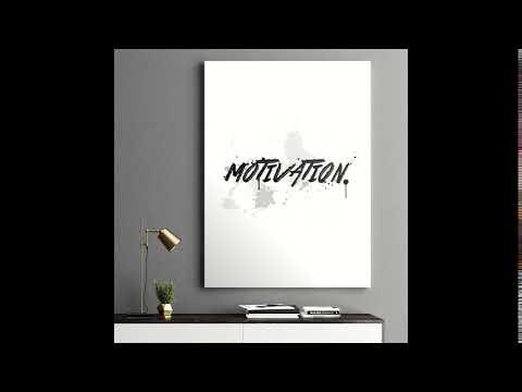 Motivation - Inspirational Wall Art