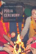 Yoga Pooja Ceremony in JIvan Chakra Foundation