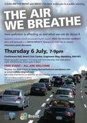 Clean Air for Brent - 'The Air we Breathe'