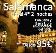 Salamanca Fin de Semana y Fiesta (3º Edición)
