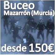Fin de Semana Single + Buceo en Mazarrón