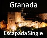 Escapada Single a Granada (Programa de 4 dias con Visitas, Excursiones, Salidas nocturnas y mucho más desde 209€)