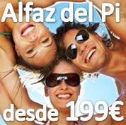 Tercer Encuentro Single de Alfás del Pi (Alicante)