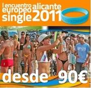 Encuentro Europeo en Alicante 2011  5 dias desde 275€ o 3 Dias desde 140€ con Hotel, Actividades y Fiestas. Solo Actividades desde 90€