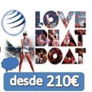 Love Beat Boat 2012 . El Party Crucero del Mediterraneo