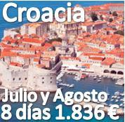 Croacia Julio o Agosto 2012