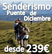 Senderismo Puente de Diciembre en Portugal :: Transporte en Autocar dede Madrid :: Hotel 4* :: Media Pensión :: 3 Rutas de Senderismo