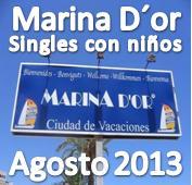 Verano 2013 ::Agosto :: Estancia en Marina D´or para Singles con niños