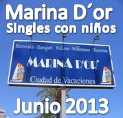 Verano 2013 :: Junio :: Estancia en Marina D´or :: Singles con niños