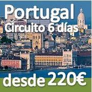 Circuito :: Portugal 6 dias :: desde 220€ :: Pensión Completa :: Octubre  2013