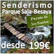 Senderismo Parque Natural Saja Besaya