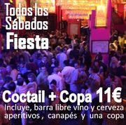 + de 300 apuntados a la FIESTA SINGLE de este SABADO!! ¿te apuntas? Coctail + Copa 11 € en discoteca Alegoria